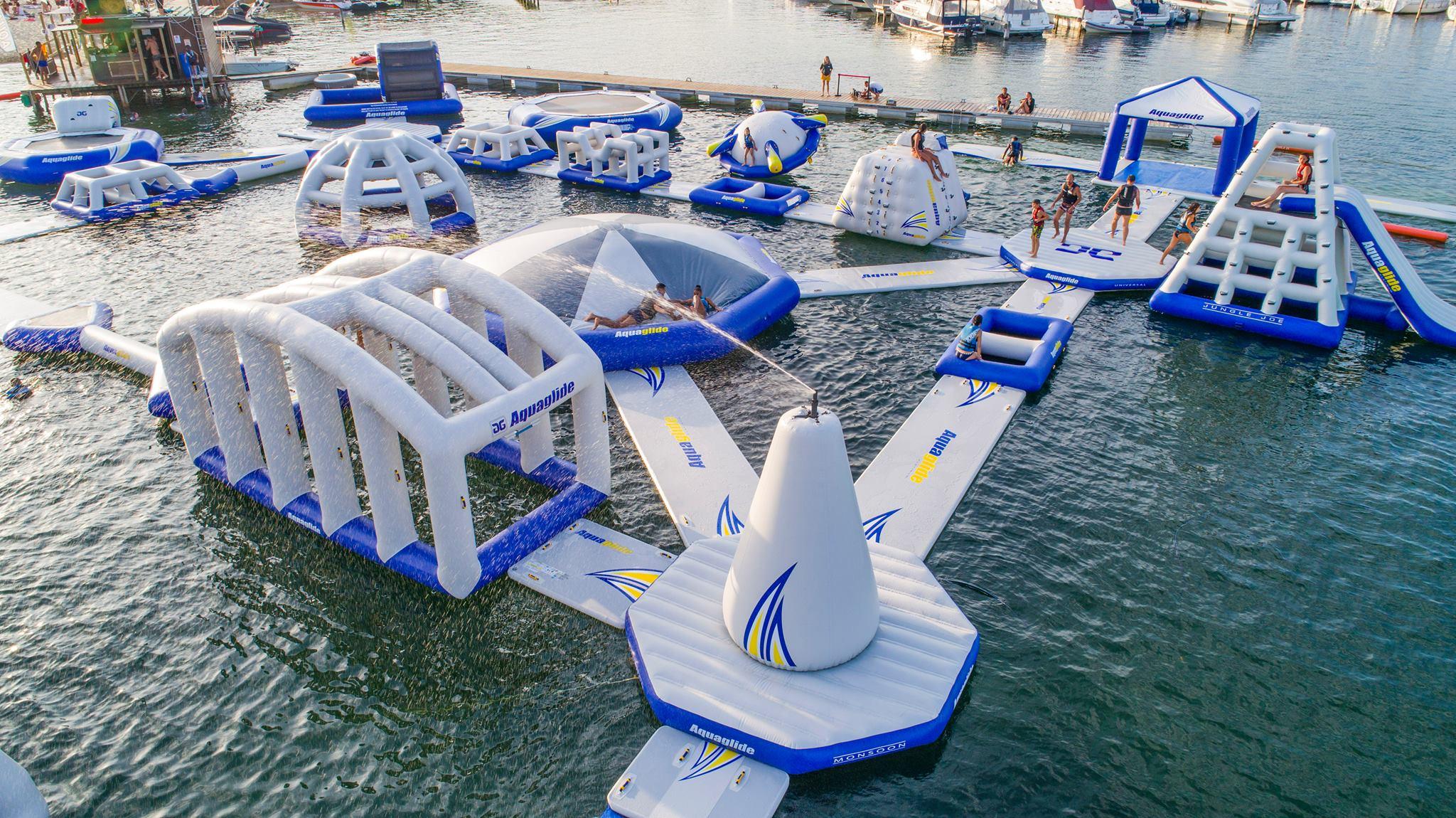 Wichita's Splash Aqua Park set to open in May
