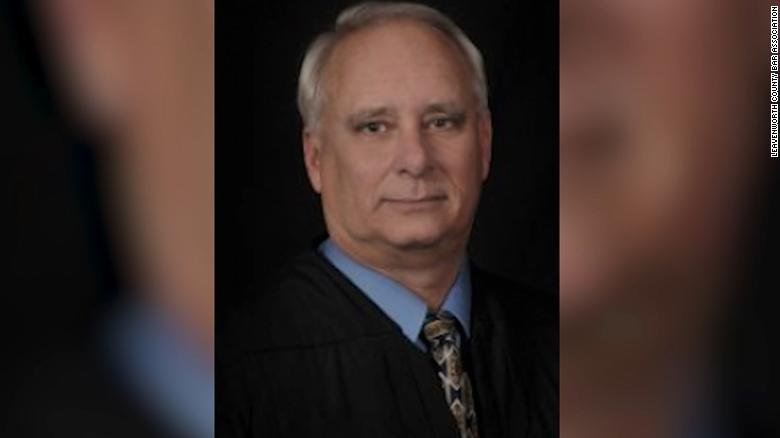 Leavenworth County Judge Michael Gibbens