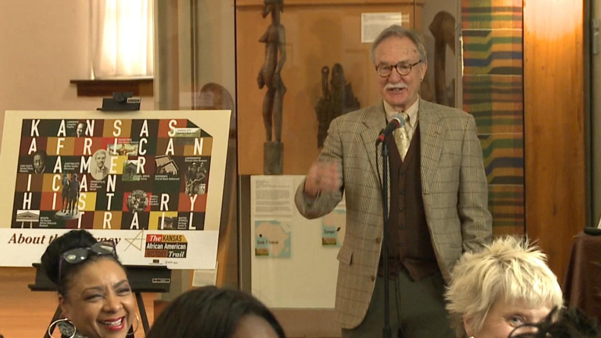 Kansas African-American Museum launches history trail in Wichita | KAKE