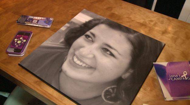 Jana's Campaign aims to reduce domestic violence among students | KAKE