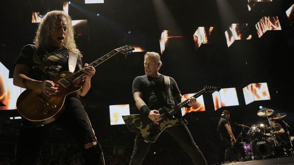Metallica (Facebook)