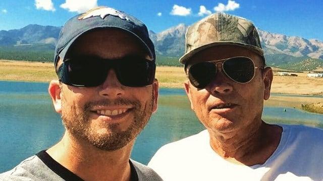 """William """"Craig"""" Henwood (left)"""