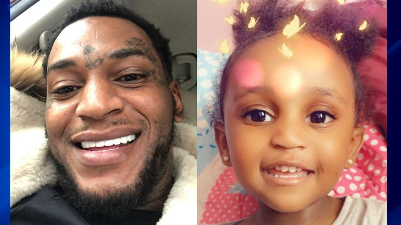 Man arrested for killing mother of his child, girl still missing