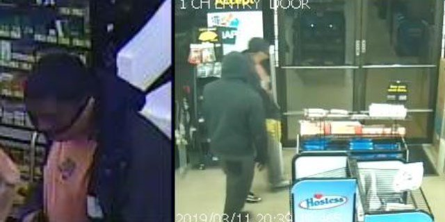 Suspects at 1600 block of South Rock Road