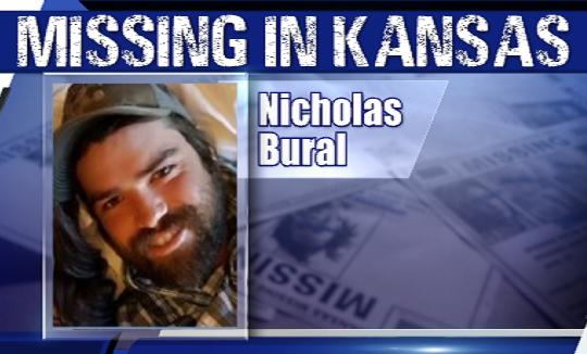 MISSING IN KANSAS: Nicholas Bural found dead