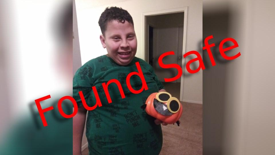 Missing 11-year-old Wichita boy found safe
