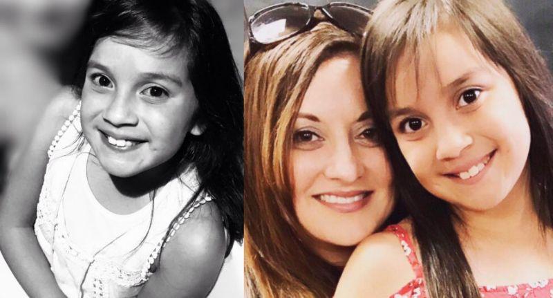 Denise Saldate and her mother, Monique Altamirano. Image via Facebook.