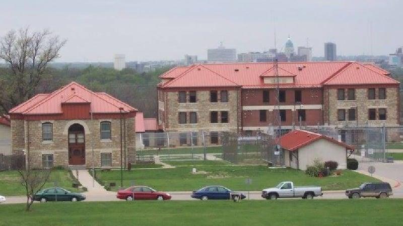Topeka Correctional Facility  (Facebook)