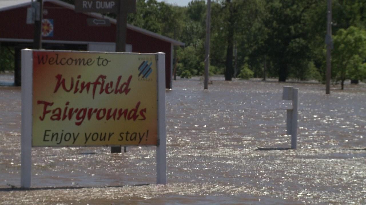 Kansas governor encourages vigilance during severe weather, flooding