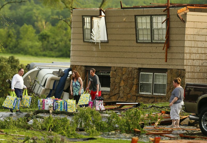 South of Lawrence (Chris Neal/The Topeka Capital-Journal via AP)