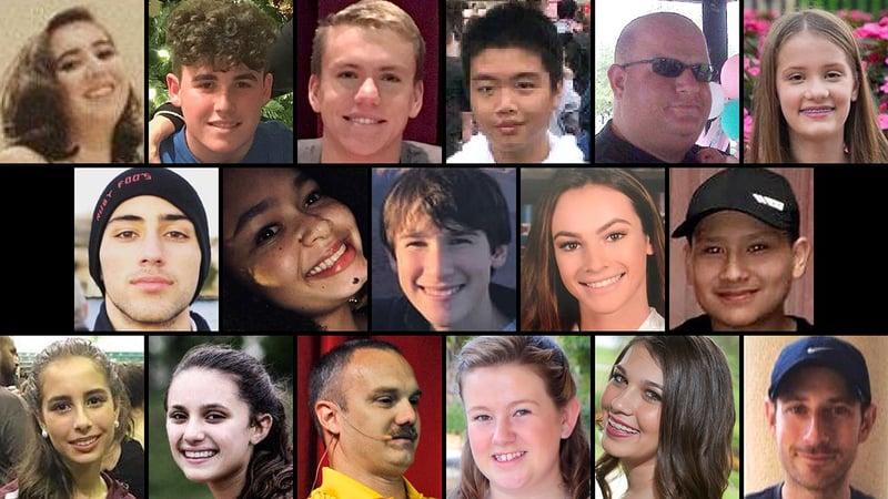 Parkland victims