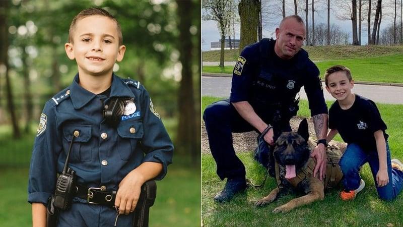 GoFundMe & Pharma Police Department via cleveland.com