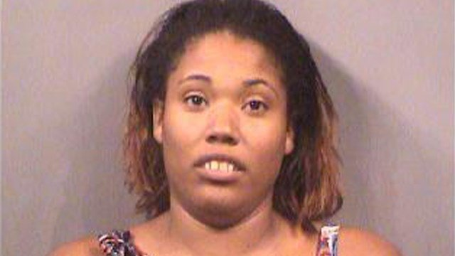 Brittany D. Knighton-Harris (Sedgwick Co. Jail)