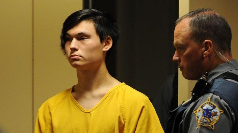 Caleb Leyland, 19 (Anchorage Daily News/TNS via Getty Images)