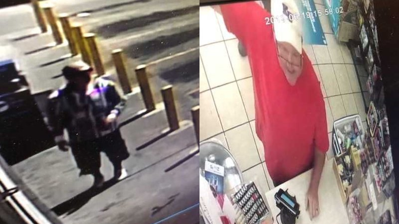 Photos of the suspects (Wichita Police Department)