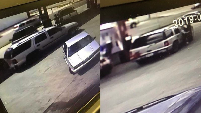 Photos of the suspects' vehicle (Wichita Police Department)