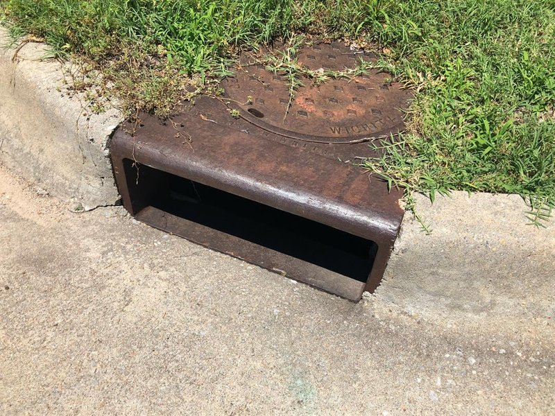 The City of Wichita says its sewer drains are working as designed, they were just never designed for the types of heavy rains we've had this spring.