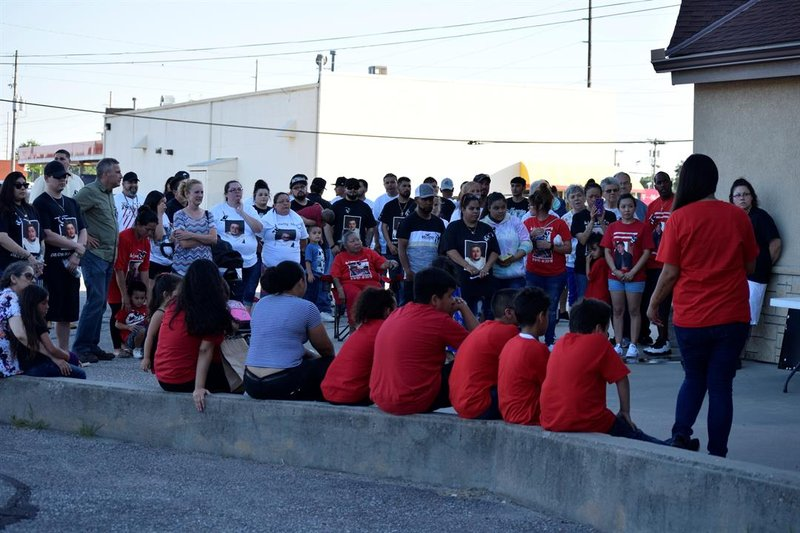 Dozens gathered Sunday at the West Side Church of the Nazarene on S. Seneca to honor Anthony Martinez and other victims of gun violence.  They are pushing for the city and state to find ways to prevent gun violence.
