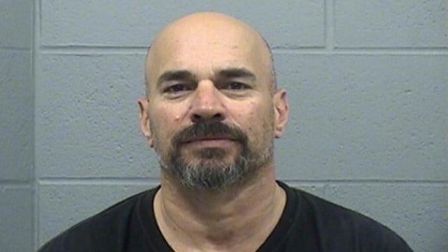 Anthony Shultz (Harvey Co. Jail/Hutch Post)