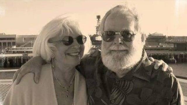 Patricia Whitney-Jones and Brian Jones (Facebook)