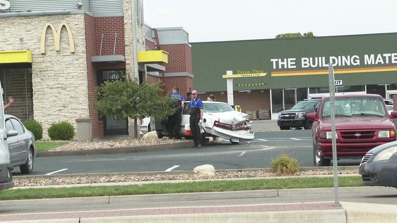 Incident at McDonald's at 21st and Amidon