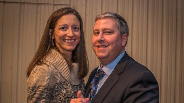 Scott and Julie Smiley (The University of Kansas)