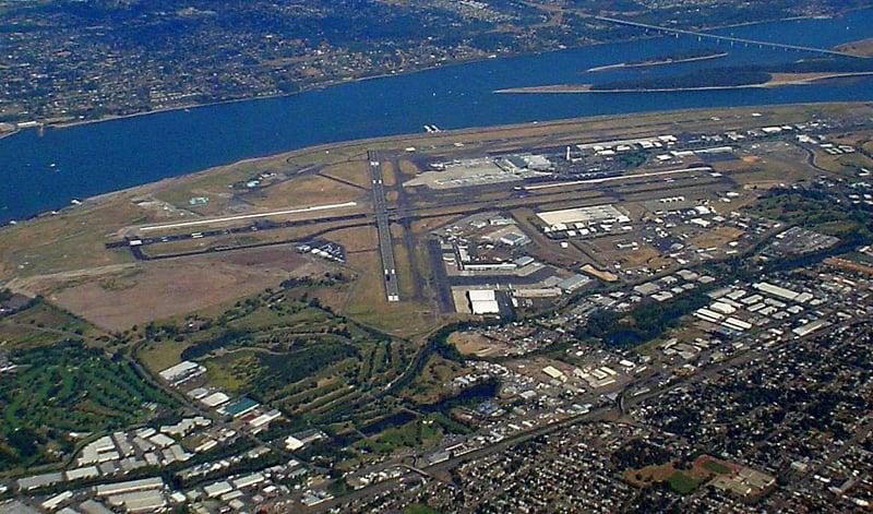 Portland International Airport (Wikipedia)