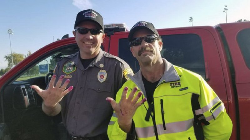 (Charlotte Coyle/North Davis Fire District via AP)