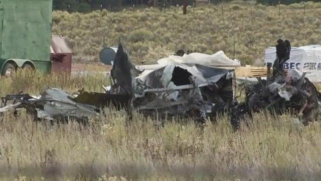 Kansas couple dies in New Mexico plane crash