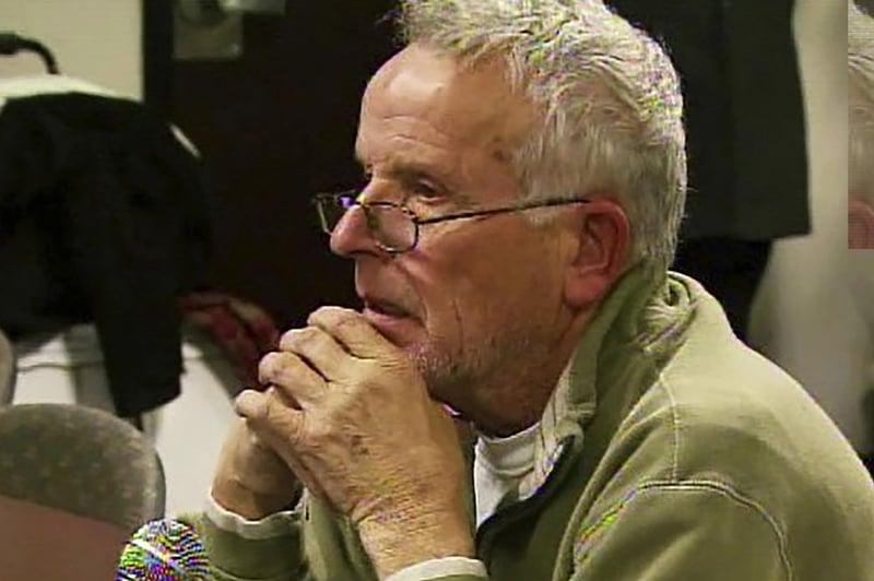 Dr. Ulrich Klopfer, AP Photo