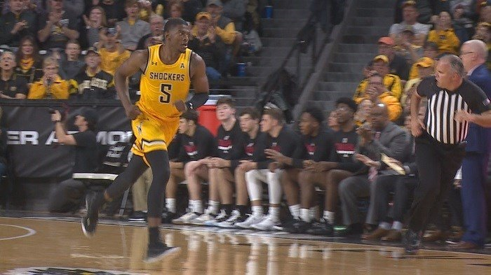 Wichita State opens up the season with a win over Omaha