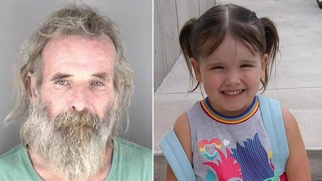 Kansas man arrested in death of his 4-year-old granddaughter