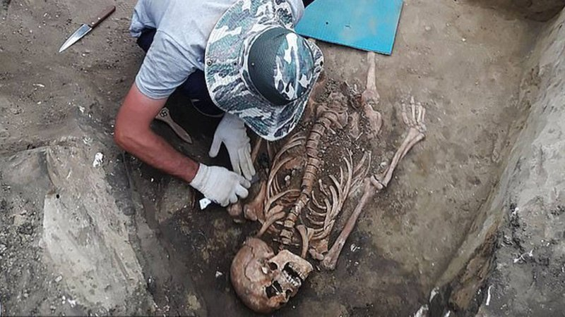 North Caucusus united archaeology