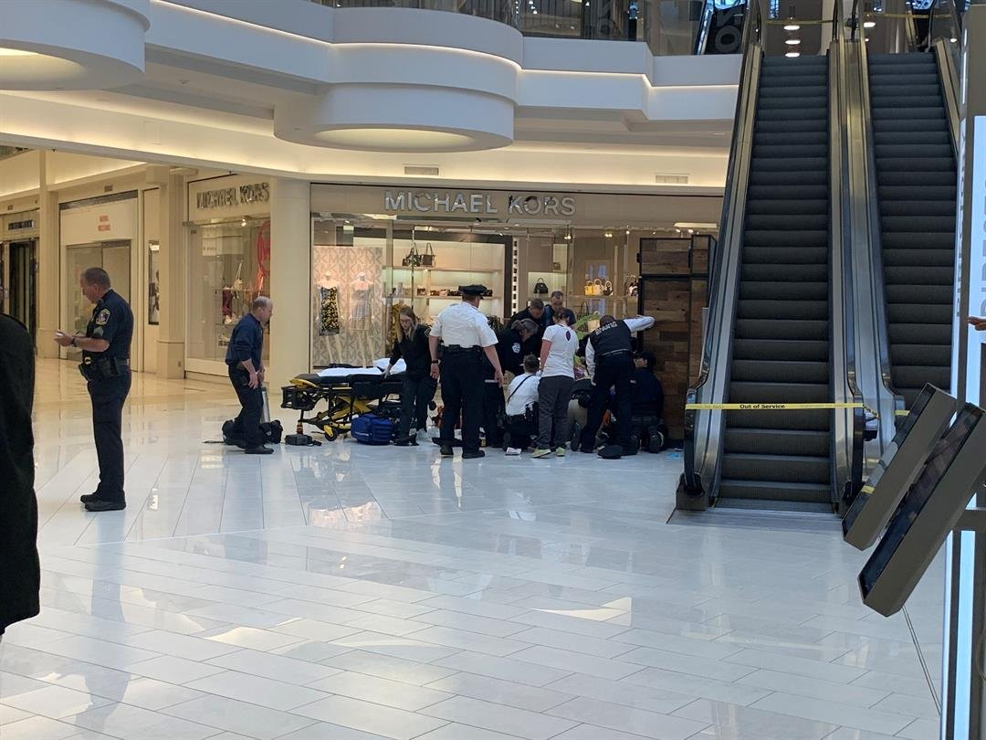 Family of boy thrown from third-floor balcony sues Mall of America