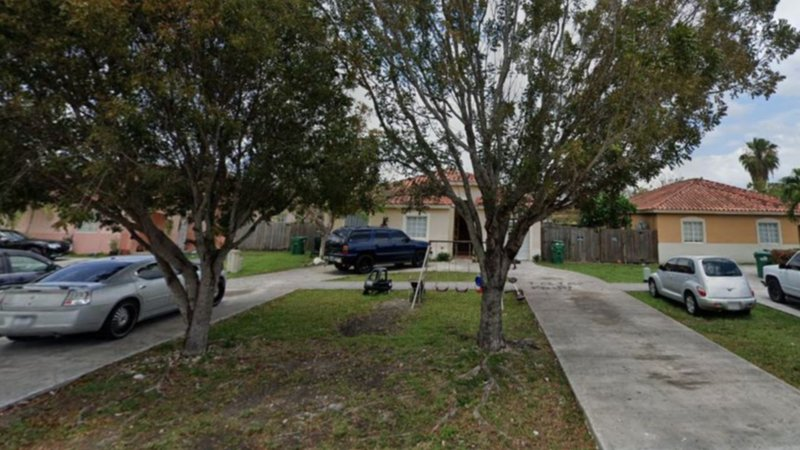 google street view of home where police responded