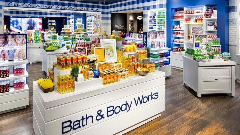 Courtesy Bath & Body Works