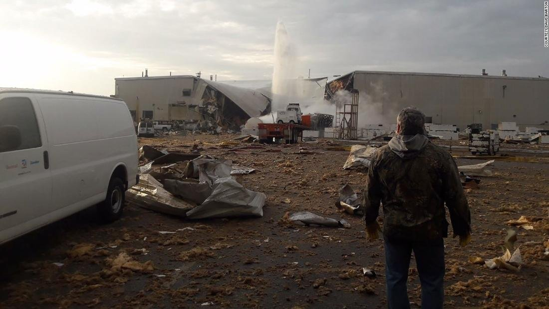 People injured in Beechcraft explosion released from hospital