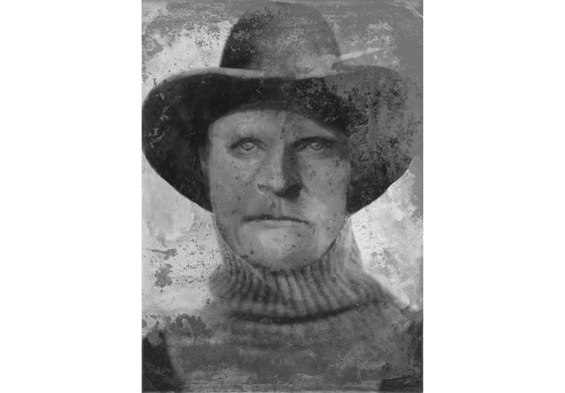 A composite of Joseph Harry Loveless