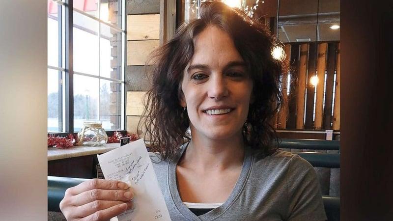 Danielle Franzoni (Julie Riddle/The Alpena News via AP)