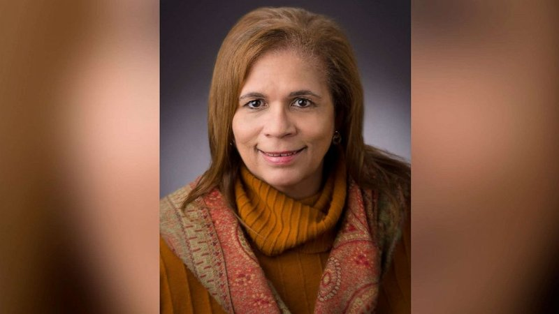 Phillipa Ashfort (Michael Hart/The Menninger Clinic via AP)