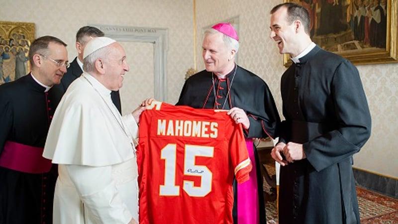 Twitter/@CatholicNewsSvc