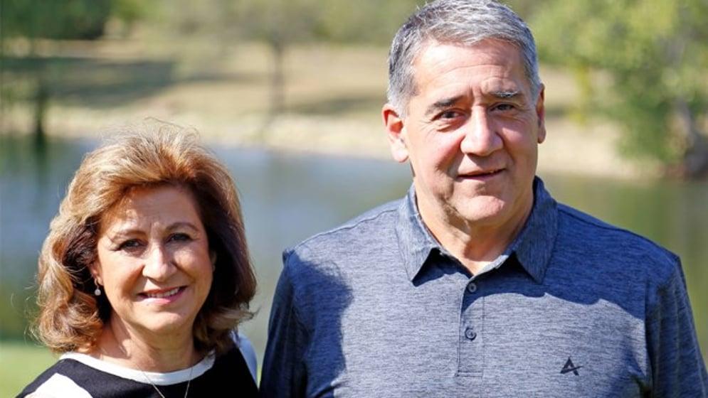 Gene and Yolanda Camarena