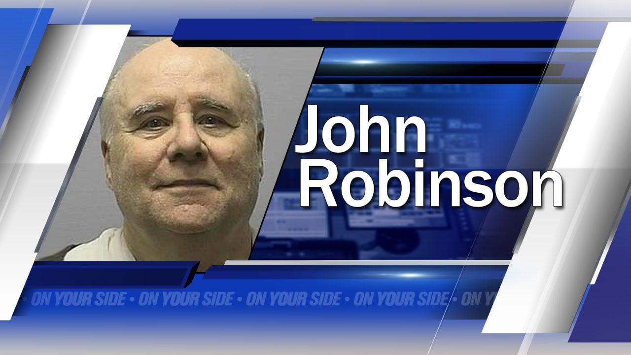 John Robinson rowan