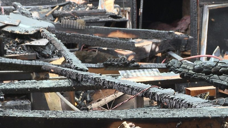Carpenter Devastated By Wood Shop Fire