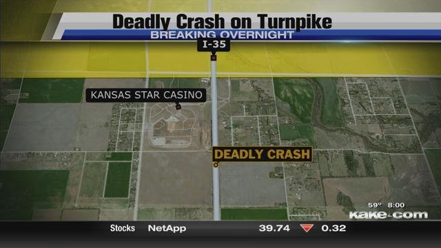 Illegal u-turn, drunk driving suspected in fatal crash