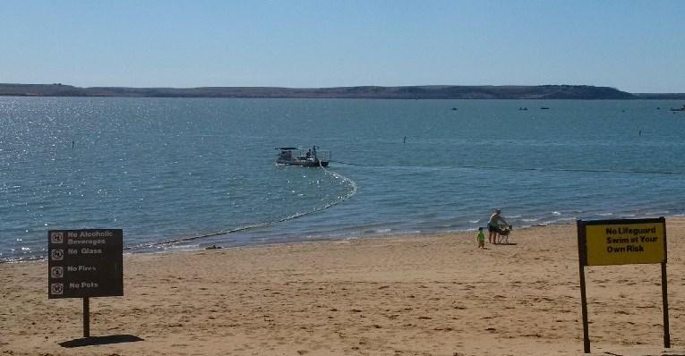 Kake Wichita Kansas News Weather Sports Kanopolis Lake Beach Reopened After E Coli Scare