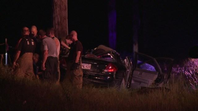 El Dorado teen killed in crash in rural Butler County - KTEN