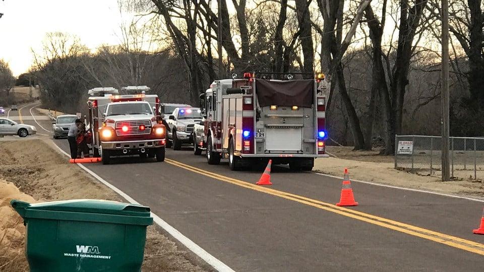 1 killed, 1 hurt in train accident on Kansas railroad bridge