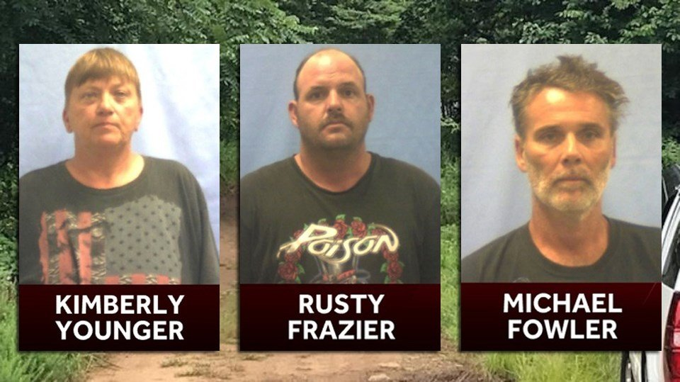 Kansas carnival workers charged with 2 murders that were initiation into the carnival mafia