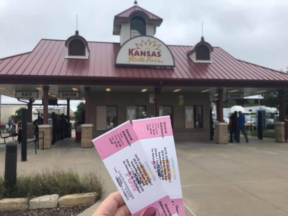 Kansas State Fair 2018 Kicks Off